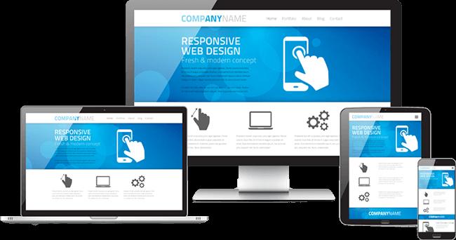 Páginas web responsivas o adaptativas